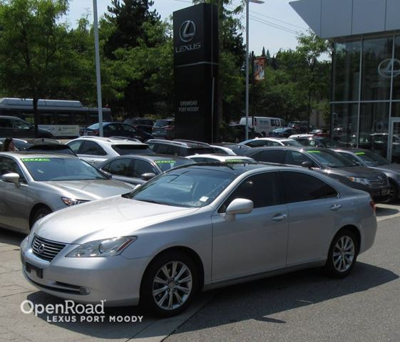 2007 LEXUS ES 350           in Port Moody, British Columbia