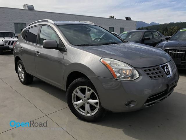 2009 NISSAN ROGUE SL AWD A/T One Owner Local Bluetooth AUX Leathe in Port Moody, British Columbia