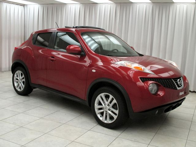 2012 NISSAN JUKE 1.6SL PURE DRIVE CVT TURBO 5DR HATCH w/ BLUETOO in Dartmouth, Nova Scotia
