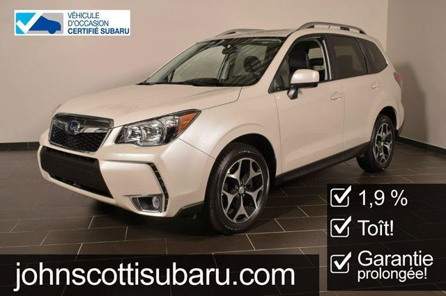 2015 Subaru Forester 2.0XT Touring in St Leonard, Quebec