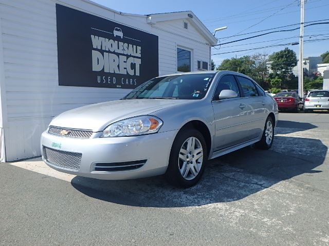 2012 Chevrolet Impala SEDAN LT 3.6 L in Halifax, Nova Scotia