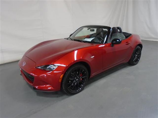 2016 Mazda MX-5 Miata  GS SPORT NAV in Mascouche, Quebec