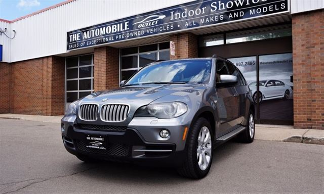 2008 BMW X5 AWD 4.8i PANO ROOF NO ACCIDENT in Mississauga, Ontario