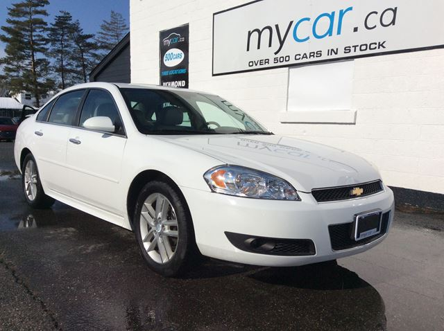 2012 Chevrolet Impala LTZ in Richmond, Ontario