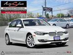 2013 BMW 3 Series xDrive AWD ONLY 77K! **CLEAN CARPROOF** MODERN PKG in Scarborough, Ontario