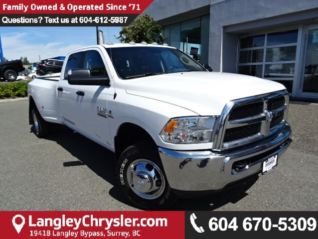 2016 Dodge RAM 3500 SLT in Surrey, British Columbia