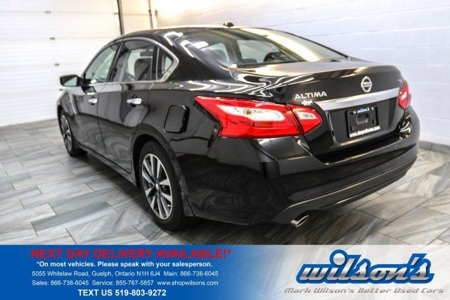 2017 nissan altima 2 5 sv heated steering seats blind spot monitor guelph ontario car for. Black Bedroom Furniture Sets. Home Design Ideas