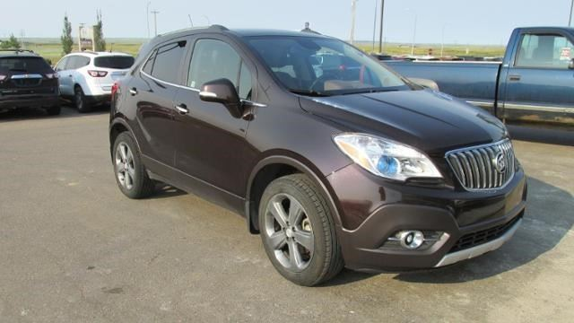 2014 Buick Encore Leather in Hanna, Alberta