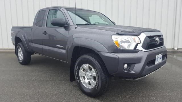 2015 Toyota Tacoma           in Gander, Newfoundland And Labrador