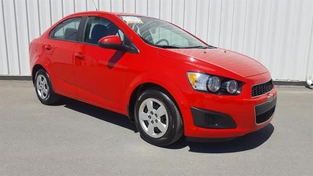 2012 Chevrolet Sonic LS in St John's, Newfoundland And Labrador