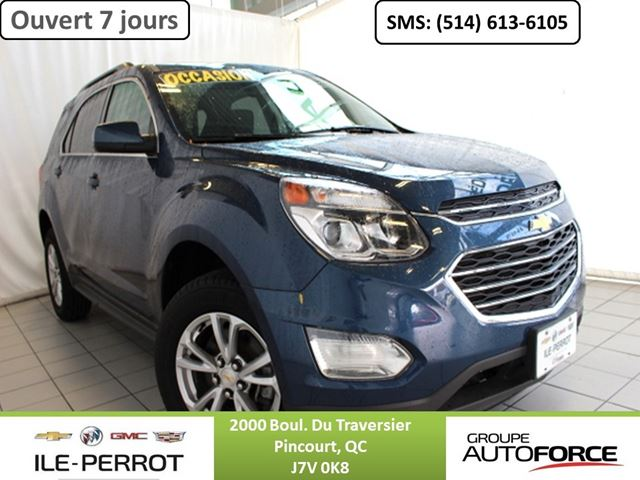 2016 Chevrolet Equinox LT in Pincourt, Quebec