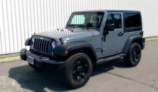 2014 Jeep Wrangler Sport in Edmundston, New Brunswick