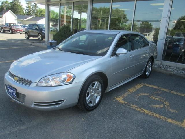 2012 Chevrolet Impala LT in Green Valley, Ontario