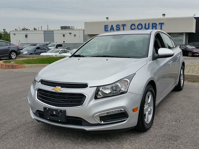 2015 Chevrolet Cruze 2LT in Scarborough, Ontario