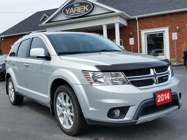 2014 Dodge Journey Limited FWD in Paris, Ontario