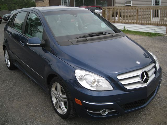 2010 Mercedes-Benz B-Class B 200 Turbo *Certified* in Vars, Ontario