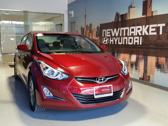 2014 Hyundai Elantra GLS All-In Pricing $112 b/w +HST in Newmarket, Ontario
