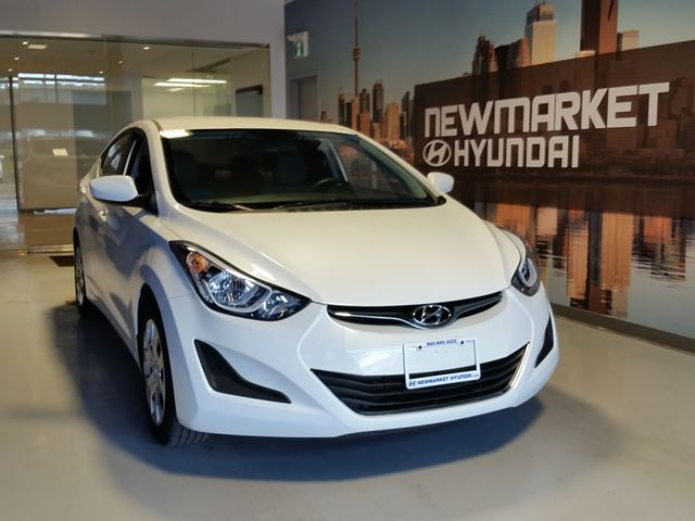2014 Hyundai Elantra GL All-In Pricing $85 b/w +HST in Newmarket, Ontario