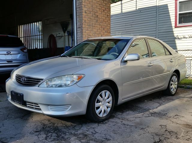 2006 Toyota Camry LE in St Catharines, Ontario