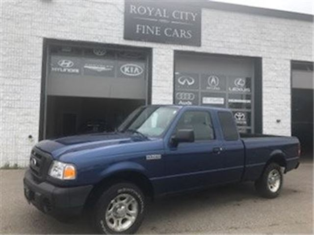 2010 FORD RANGER XL No Accidents 5-Speed Manual Aux in Guelph, Ontario