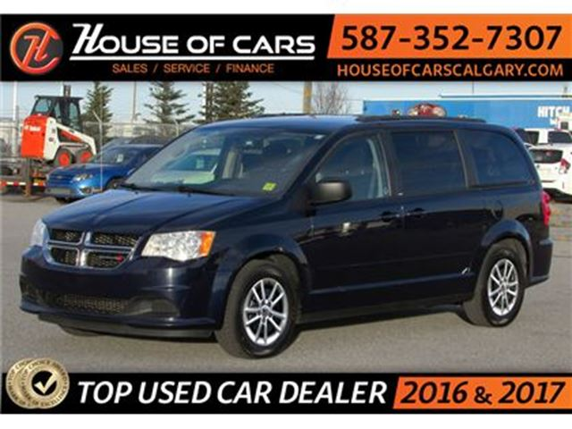 2014 DODGE GRAND CARAVAN SE/SXT / Back up Camera / Bluetooth in Calgary, Alberta