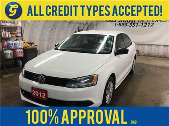 2012 Volkswagen Jetta TRENDLINE+*HEATED FRONT SEATS*KEYLESS ENTRY*POWER in Cambridge, Ontario