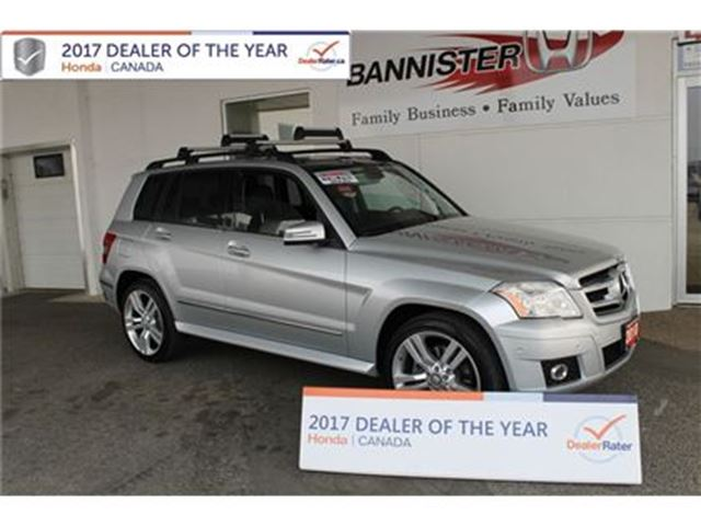 2010 Mercedes-Benz GLK-Class 350 in Vernon, British Columbia