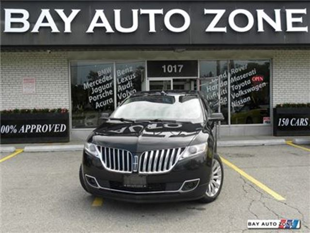 2012 Lincoln MKX LIMITED NAVIGATION PANORAMIC SUNROOF in Toronto, Ontario