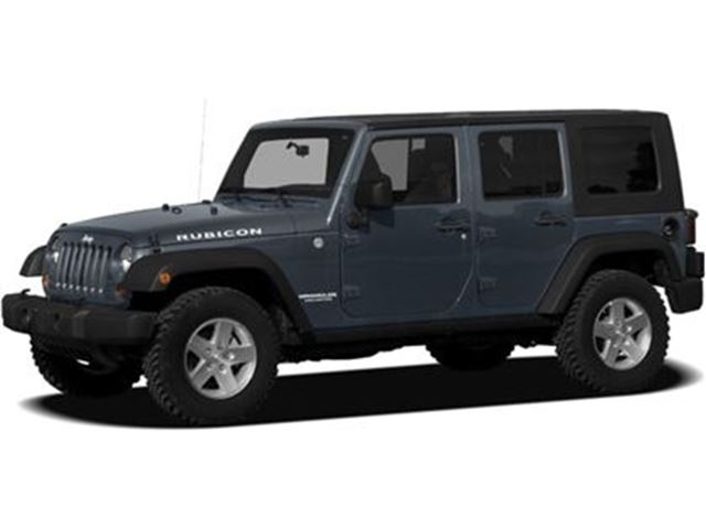 2008 Jeep Wrangler Unlimited Sahara in Coquitlam, British Columbia