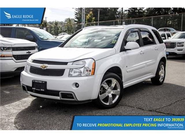 2008 CHEVROLET EQUINOX Sport in Coquitlam, British Columbia