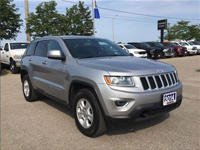 2014 Jeep Grand Cherokee LAREDO**TRAILER TOW GROUP**8.4 INCH TOUCH SCREEN** in Mississauga, Ontario