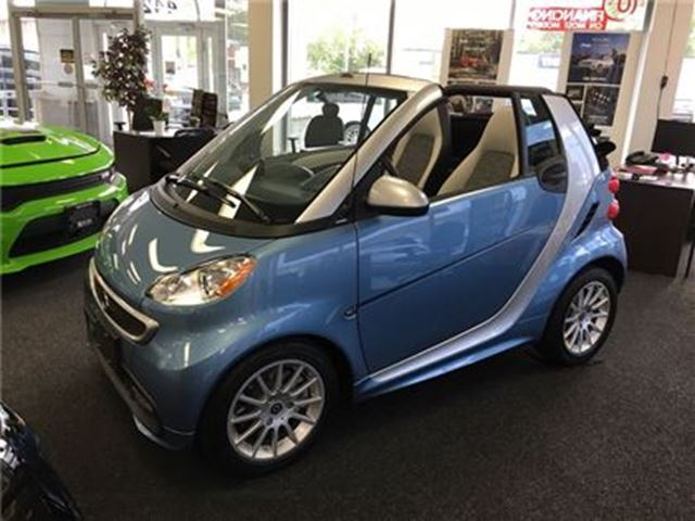 2013 Smart Fortwo Passion in Niagara Falls, Ontario