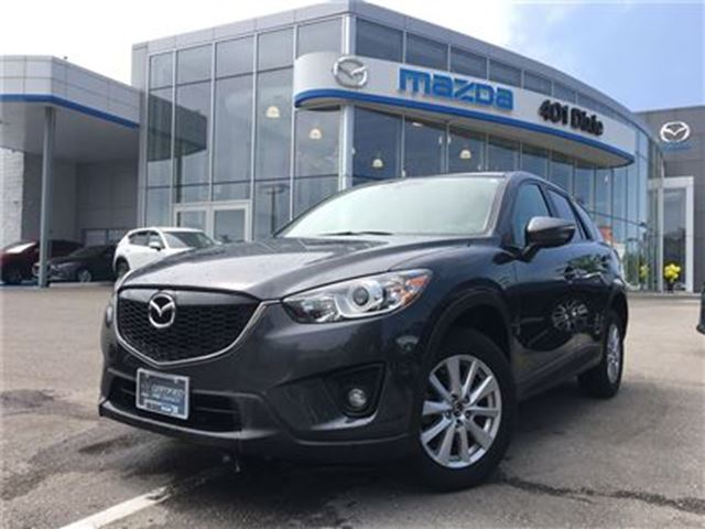 2015 Mazda CX-5 GS, REARVIEW CAM, BLIND SPOT MONITOR in Mississauga, Ontario