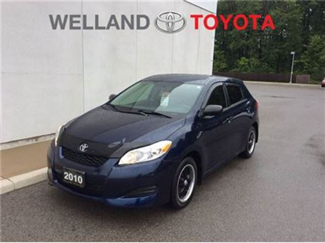 2010 TOYOTA MATRIX Base Convenience in Welland, Ontario