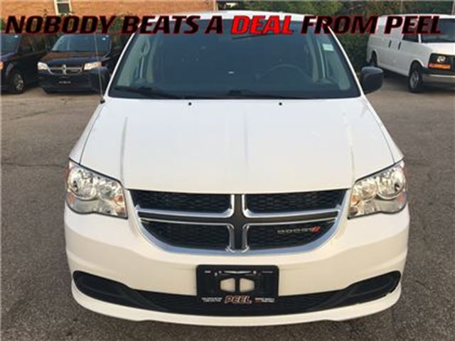 2015 Dodge Grand Caravan SE/SXT**SPECIAL PRICE**CAR PROOF CLEAN** in Mississauga, Ontario
