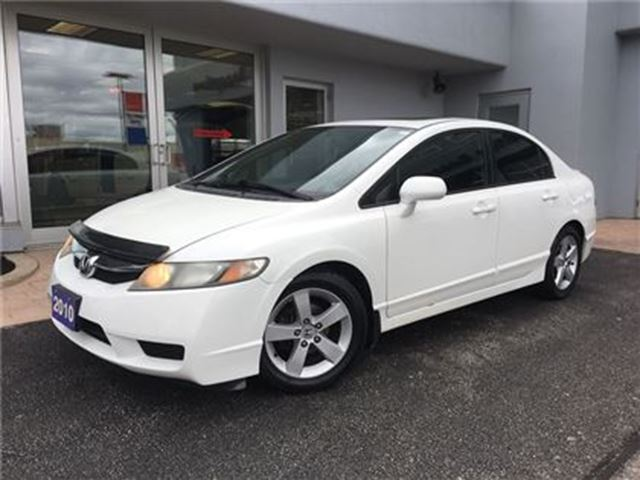 2010 HONDA CIVIC Sport NO ACCIDENTS in Simcoe, Ontario