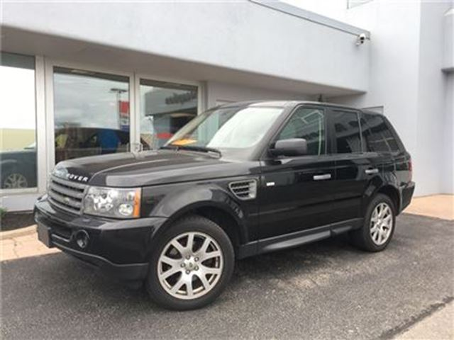 2009 Land Rover Range Rover Sport HSE NO ACCIDENTS!!! in Simcoe, Ontario