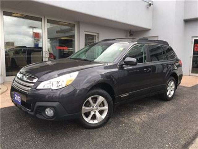 2013 Subaru Outback 2.5i Limited Package (CVT) in Simcoe, Ontario