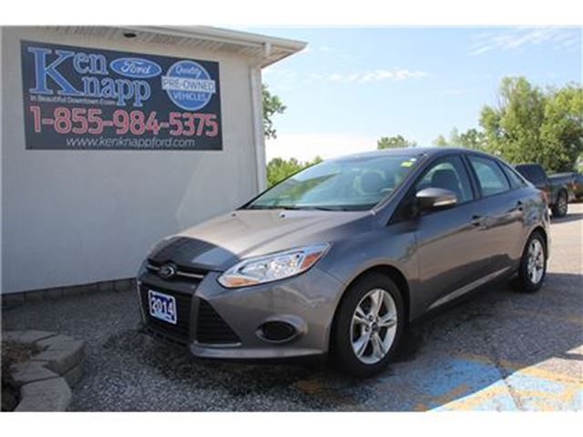 2014 Ford Focus SE AUTO SEDAN SYNC in Essex, Ontario