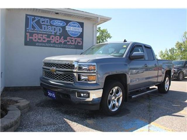 2015 Chevrolet Silverado 1500 LT in Essex, Ontario