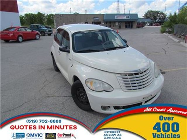 2006 Chrysler PT Cruiser MANUAL   FRESH TRADE   AS-IS SPECIAL in London, Ontario