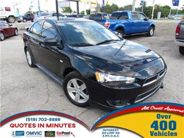 2013 Mitsubishi Lancer SE   10TH ANNIVERSARY EDITION   SUNROOF   BT in London, Ontario
