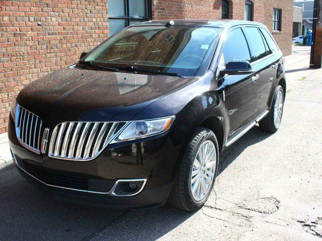 2013 LINCOLN MKX AWD LOADED KODIAK BROWN FINANCE AVAILABLE in Edmonton, Alberta