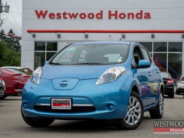 2014 Nissan Leaf S in Port Moody, British Columbia