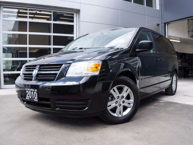 2010 DODGE GRAND CARAVAN SE w/3rd-Row Stow 'n Go in Kelowna, British Columbia