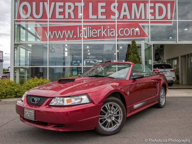 2003 Ford Mustang Base in Laval, Quebec