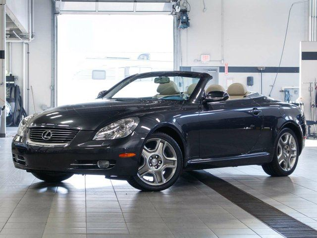 2007 Lexus SC 430 Covertable in Kelowna, British Columbia