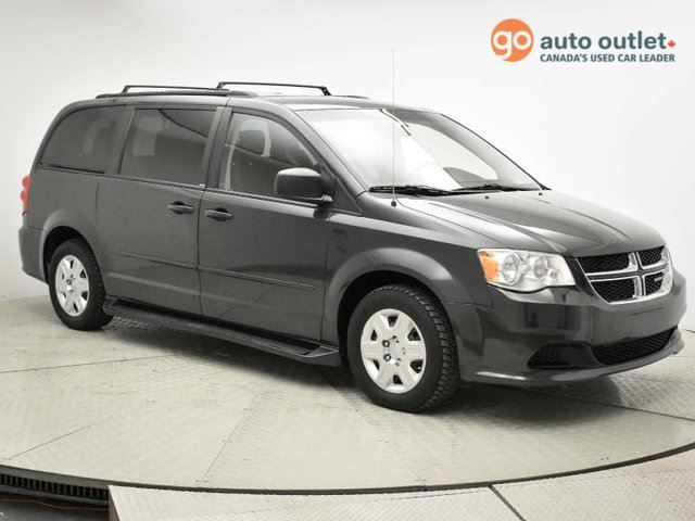 2011 DODGE GRAND CARAVAN SE/SXT in Red Deer, Alberta