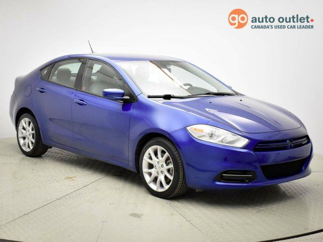 2013 DODGE DART SXT/Rallye in Red Deer, Alberta