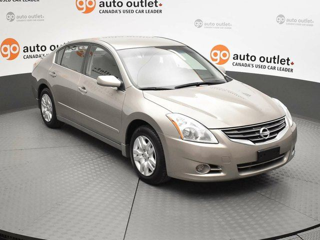 2012 Nissan Altima 2.5 S in Red Deer, Alberta